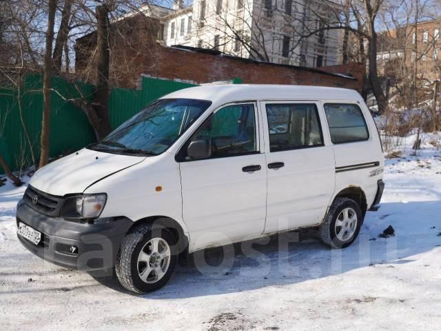 Toyota Lite Ace Van. автомат, 4wd, дизель, 200 388 тыс. км, нет птс