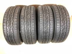Bridgestone Dueler H/T D687. Летние, 2015 год, без износа, 4 шт