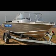 Wyatboat. Год: 2018 год, длина 4,60м., двигатель без двигателя, 50,00л.с., бензин. Под заказ