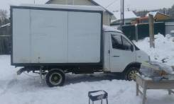 ГАЗ Газель. Продаётся грузовой фургон газель, 2 300 куб. см., 1 500 кг.