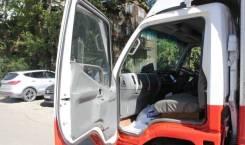 Mitsubishi Canter. Мицубиси кантер, 3 000 куб. см., 5 000 кг.