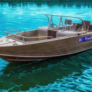 Wyatboat WB-460DCM. Год: 2018 год, длина 4,60м., двигатель без двигателя, 50,00л.с., бензин. Под заказ