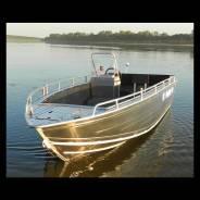 Wyatboat WB-490C. Год: 2018 год, длина 4,90м., двигатель без двигателя, 60,00л.с., бензин. Под заказ