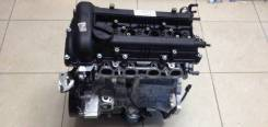 Двигатель в сборе. Hyundai Solaris Двигатель G4FC