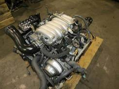 Двигатель в сборе. Toyota Crown Двигатель 3UZFE