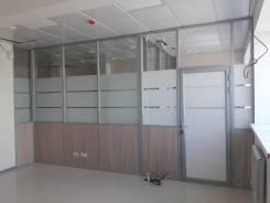 Строительство и монтаж офисных перегородок