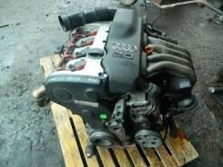 Двигатель в сборе. Audi A6 Двигатель ALT
