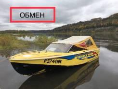 Амур-М. Год: 2010 год, длина 5,50м., двигатель стационарный, 230,00л.с., бензин