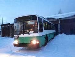 Hyundai Aero City. Продается Автобус хундай Аэро Сити 2000года, 11 000 куб. см., 30 мест