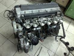 Двигатель в сборе. BMW 3-Series BMW 5-Series Двигатель N53B30