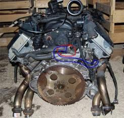 Двигатель в сборе. BMW 5-Series Двигатель M62B44