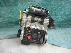 Двигатель в сборе. Chevrolet Spark Двигатель B10S