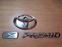 Логотипы. Toyota Premio, AZT240, ZZT245, ZZT240 Двигатели: 1AZFSE, 1ZZFE