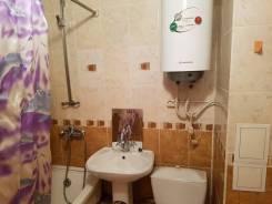 1-комнатная, улица Мыс Чумака 1а. Первая речка, частное лицо, 37 кв.м. Ванная