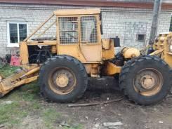 LKT. Трактор лесохозяйственный трелевочный ЛКТ 81