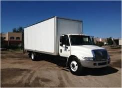 International 4300. Продам фургон , 7 600 куб. см., 9 000 кг.