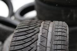 Michelin Pilot Alpin PA4. Зимние, без шипов, износ: 5%, 2 шт
