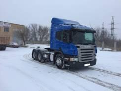 Scania P380. Тягач 2010года 6х4, 12 000 куб. см., 26 000 кг.