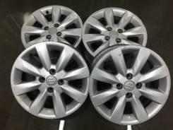 Suzuki. 6.0x15, 4x100.00, 5x114.30, ET45, ЦО 60,0мм.