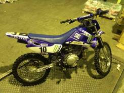 Yamaha TT-R 125. 125 куб. см., исправен, птс, с пробегом