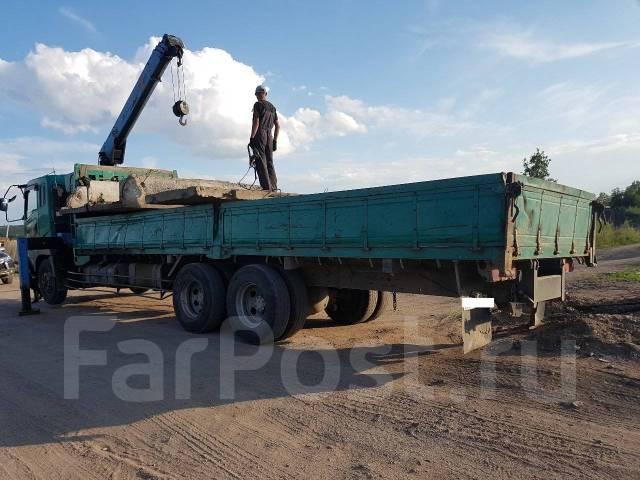 Услуги автокрана 25 тн, тягач, тралл, грейдер, сваебойная установка