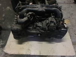 Двигатель в сборе. Subaru Legacy Двигатель EJ20X