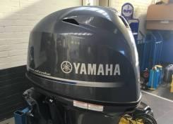 Yamaha. 70,00л.с., 4-тактный, бензиновый, нога L (508 мм), Год: 2017 год