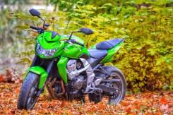 Kawasaki Z 750. 750 куб. см., исправен, без птс, с пробегом