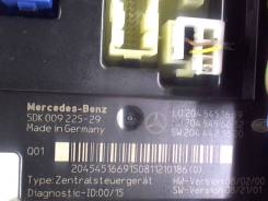 Блок предохранителей Mercedes C W204 2007-2013