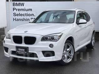 BMW X1. автомат, 4wd, 2.0, бензин, 16 049 тыс. км, б/п. Под заказ