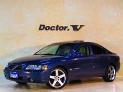 Volvo S60. автомат, передний, 2.4, бензин, 55 тыс. км, б/п, нет птс. Под заказ