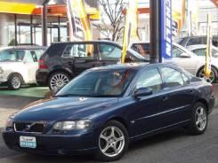 Volvo S60. автомат, 4wd, 2.5, бензин, 75тыс. км, б/п, нет птс. Под заказ