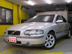 Volvo S60. автомат, передний, 2.4, бензин, 47 тыс. км, б/п, нет птс. Под заказ