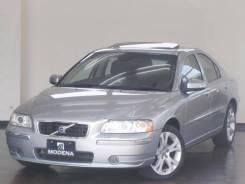 Volvo S60. автомат, передний, 2.4, бензин, 21тыс. км, б/п, нет птс. Под заказ