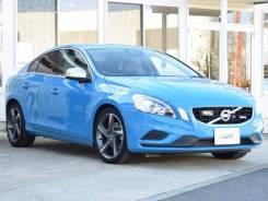 Volvo S60. автомат, передний, 1.6, бензин, 13тыс. км, б/п, нет птс. Под заказ