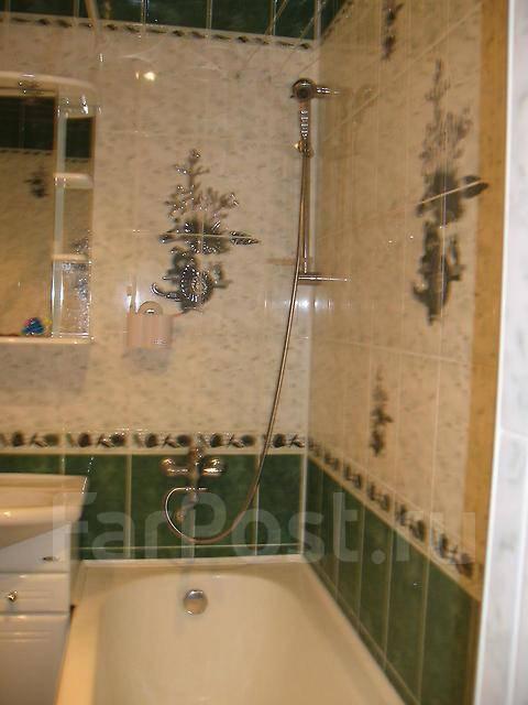 2-комнатная, улица Калинина 115. Чуркин, частное лицо, 49 кв.м. Ванная