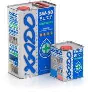 Xado Atomic Oil. Вязкость 5W-50, синтетическое