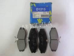 Тормозные колодки дисковые D1213M KASHIYAMA Малайзия (26223)