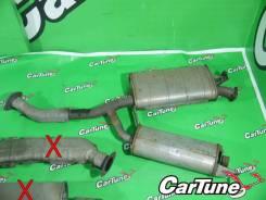 Приемная труба глушителя. Toyota Mark II, GX100, GX105, JZX100, JZX101, JZX105, LX100 Двигатели: 1GFE, 1JZGE, 1JZGTE, 2JZGE, 2LTE