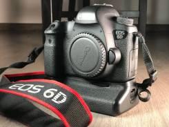 Canon EOS 6D Body. 20 и более Мп, зум: без зума. Под заказ