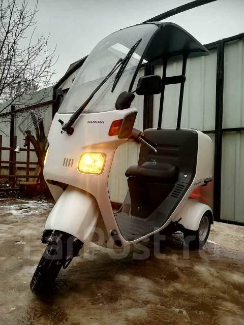 Honda Gyro Canopy. 49куб. см., исправен, птс, без пробега