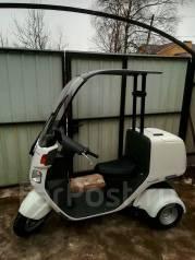 Honda Gyro Canopy. 49 куб. см., исправен, птс, без пробега