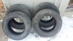 Bridgestone Ice Cruiser 5000. Зимние, шипованные, 2008 год, износ: 80%, 4 шт
