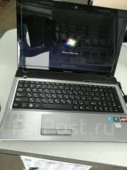 "Lenovo IdeaPad Z565. 15.6"", 2 500,0ГГц, ОЗУ 4096 Мб, диск 320 Гб, WiFi, Bluetooth"
