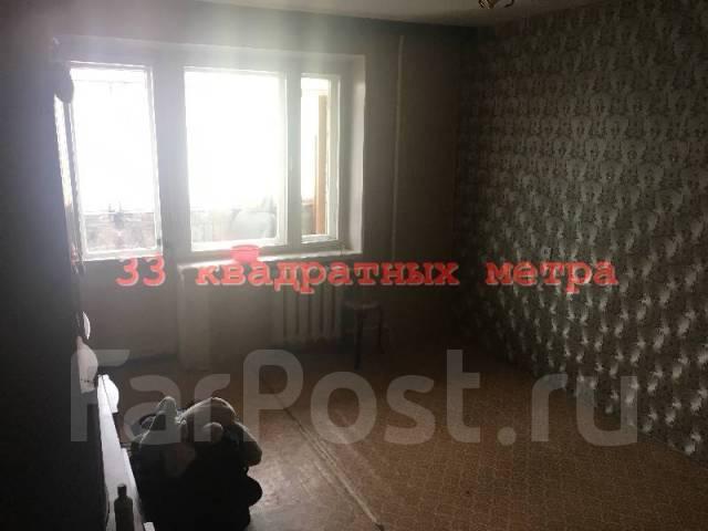 1-комнатная, улица Тухачевского 58. БАМ, агентство, 36 кв.м.