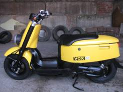 Yamaha Vox. 50 куб. см., исправен, без птс, без пробега