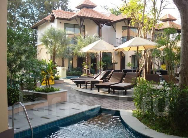 Таиланд. Паттайя. Пляжный отдых. Long Beach Garden Hotel & Spa 4*