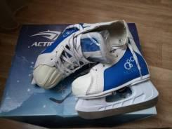 Коньки детские хоккейные!. размер: 31, хоккейные коньки