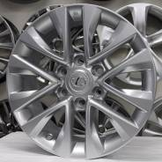 Lexus. 7.5x18, 6x139.70, ET25, ЦО 106,1мм. Под заказ
