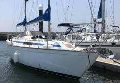 Парусная яхта - Yamaha 34 Ketch. Год: 1981 год. Под заказ